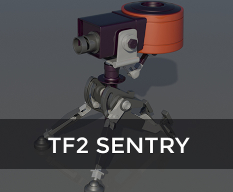 Team Fortress 2 Sentry
